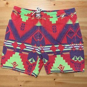 Polo Ralph Lauren Print Shorts/Swim Trunks